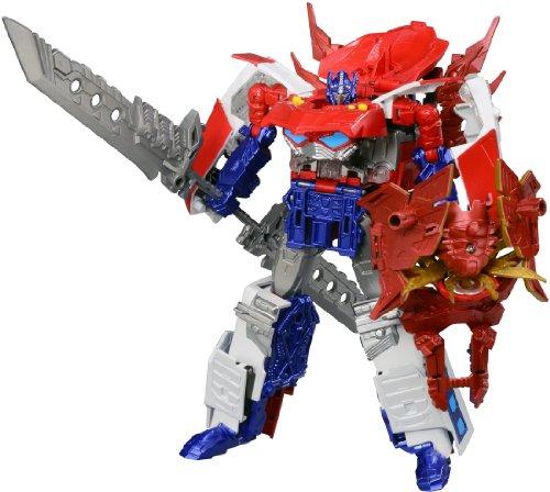 Transformers Go! G26 Optimus