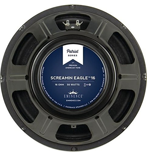 EMINENCE SCREAMINEAGLE16 12-Inch Lead/Rhythm Guitar Speakers by Eminence