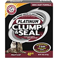 Save Up to 25% Off On Arm & Hammer Platinum Litter