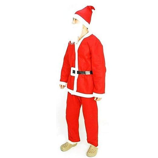 BK0 Lencería Sexy, Traje de Navidad, Traje de Santa Claus ...
