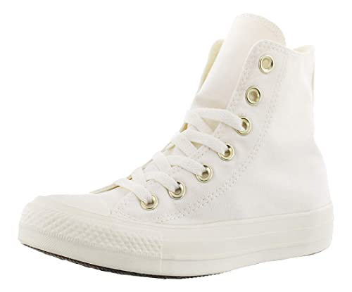 64ab773cd5b0 Converse Chuck Taylor All Star Mono Glam High Top Women s Shoe Size  ...
