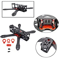 Alien FPV quadcopter frame 225 225mm DIY cross racing mini drone carbon fiber with 4mm arm w/ PDB For FPV frame kit quadcopter