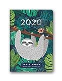 Orange Circle Studio 2020 Monthly Pocket