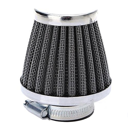 Vosarea Motorcycle Air Filter Air Intake Filter Air Filter Kit (35 mm):
