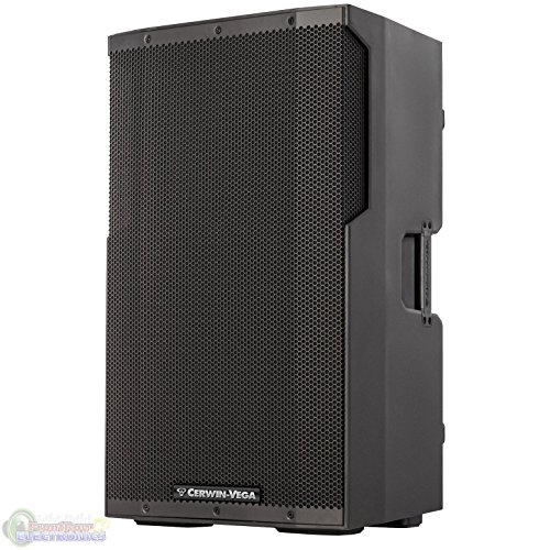 Cerwin Vega CVE-15 15'' 1000 Watt Powered Loudspeaker w/Bluetooth by Cerwin-Vega