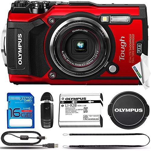 Olympus 7 1 Waterproof Camera - 5