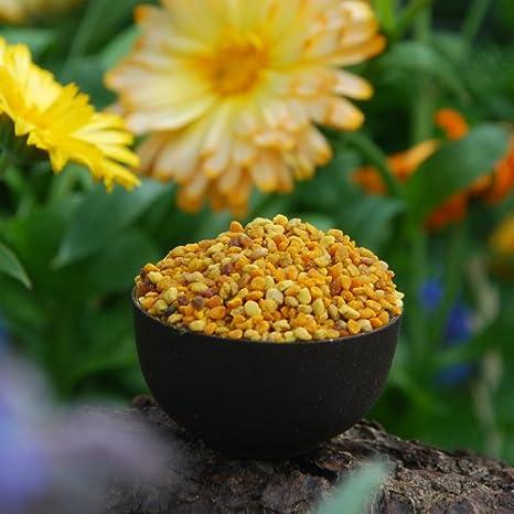 Hochaktive spanische Blütenpollen 1kg: Amazon.de: Lebensmittel ...