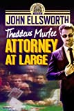 Attorney at Large: Thaddeus Murfee Series