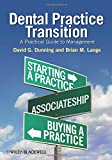 Book Cover for Dental Practice Transition: A Practical Guide to Management
