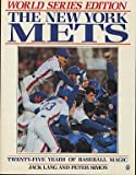 img - for The New York Mets Twenty-Five Years of Baseball Magic book / textbook / text book