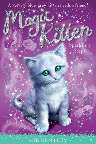book cover of Sparkling Steps
