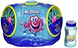 Kid Galaxy Mr. Bubble Super Double Blower Party Machine, Blue, 6.75 x 9 x 4.5