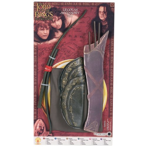 Legolas Adult Costumes (Rubies Lord of The Rings Legolas Costume Kit)