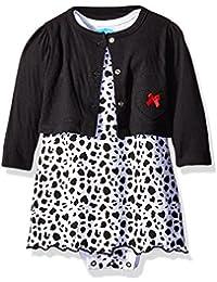 Baby Girls' 2 Piece Cardigan and Dress Set