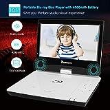 "NAVISKAUTO 10.1"" Portable Blu Ray Player with"