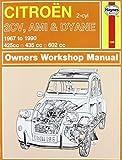 Citroen 2CV Owner's Workshop Manual (Haynes Service and Repair Manuals) (2013-04-30)