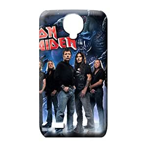 samsung galaxy s4 phone carrying shells Compatible Abstact fashion iron maiden