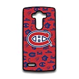 Montreal Canadians LG G4 Hard Back Case BY161001