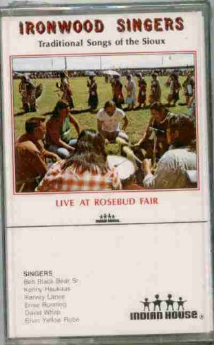 Ironwood Singers: Traditional Songs Of The Sioux ~ Live At Rosebud Fair (Original 1980 CASSETTE Tape NEW Factory Sealed)