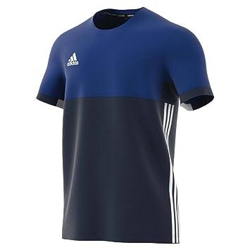 Adidas T16 ClimaCool T Shirt Männer AJ5445, Navy Blau Royal