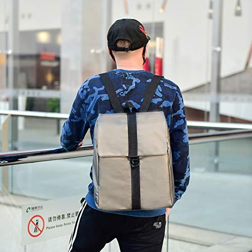 Circlefly Tracolla Uomini Viaggio Impermeabile Studenti D'affari Computer B Il Panno Per zainetto Borsa Degli A Tempo Oxford Libero Zaino Di ArqRrw