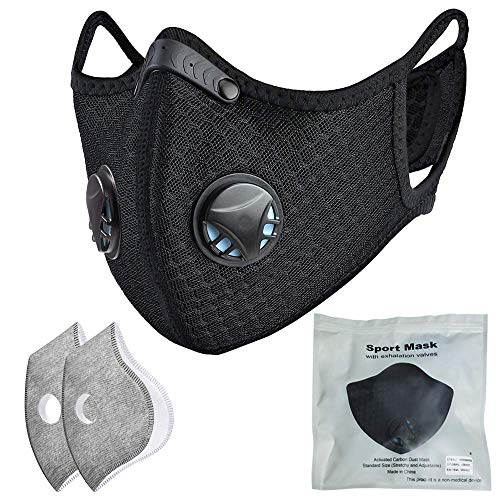Dust mask with FilterSports
