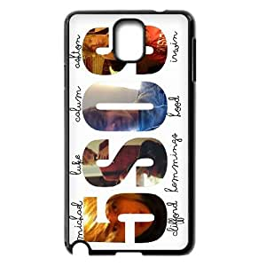 [bestdisigncase] For Samsung Galaxy NOTE3 - 5SOS Muisc Band PHONE CASE 6