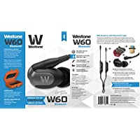 Westone W60 Earphone with Bluetooth Cable Bundle (79625)