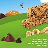 Quaker Peanut Butter Chocolate Chip Chewy Granola