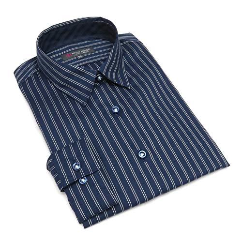 薬剤師テクトニック原油ブリックハウス シャツ ブラウス 長袖 形態安定 レギュラー衿 ピマ綿100% レディース ウィメンズ BL018503CP14R4X-23
