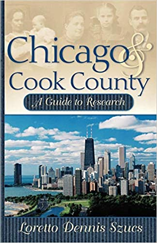 Amazon com: Chicago & Cook County: A Guide to Research