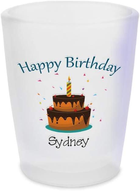 Terrific Amazon Com Personalized Custom Text Happy Birthday Cake Ceramic Funny Birthday Cards Online Chimdamsfinfo