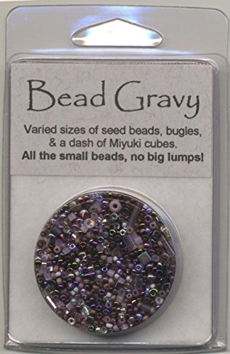 Hofmann Originals Bead Gravy BlackBerry Violet