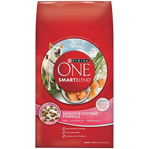 Purina ONE Sensitive Systems Adult Dog Food, 31.1 lbs