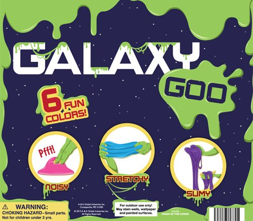 GALAXY Goo Packets (250 count in 2