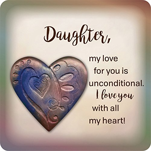 Faithworks from The Heart Magnetic Plaque, Daughter, ()