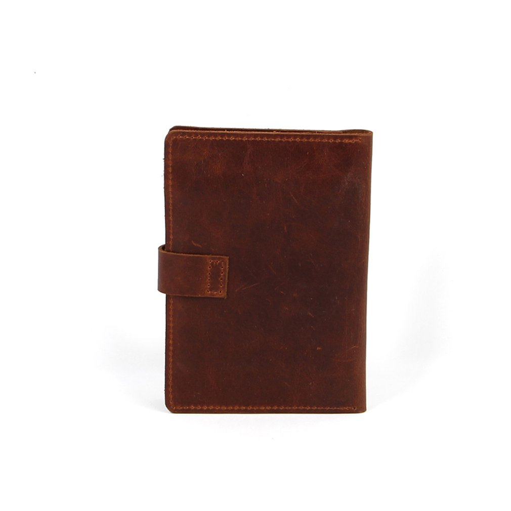 Leather Passport Cover Card Holder Travel Wallets Case For Men Women Stylish
