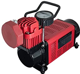 Q Industries MV50 SuperFlow High-Volume 12-Volt Air Compressor