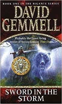 Book Sword In The Storm: (The Rigante Book 1) by Gemmell, David New Edition (1999)