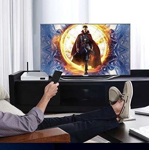 Zerone Mando a Distancia de Repuesto para Xiaomi MIUI TV Box 3 ...