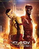MOTIVATION4U The Flash, an American superhero television series, Barry Allen/The Flash, Iris West, Caitlin Snow/Killer Frost 12 X18 inch poster