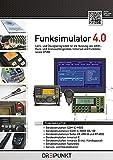 Funksimulator 4.0: Lern- und Übungsprogramm für die Nutzung von UKW-, Kurz- und Grenzwellengeräten, Inmarsat und Funktelex sowie EPIRB