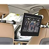 Xtenzi Headrest Mount For Car and-Fits Apple iPad 1/iPad 2/iPad 3/ iPad air and all tablets from 9' to11'