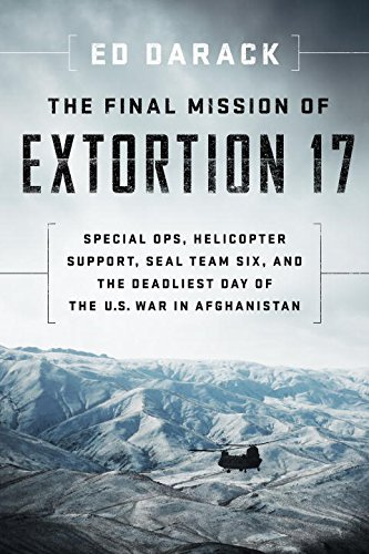 Final Mission Extortion Helicopter Afghanistan