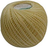 Anchor Mercer Cotton Knitting (Off White, 50 g x 3)