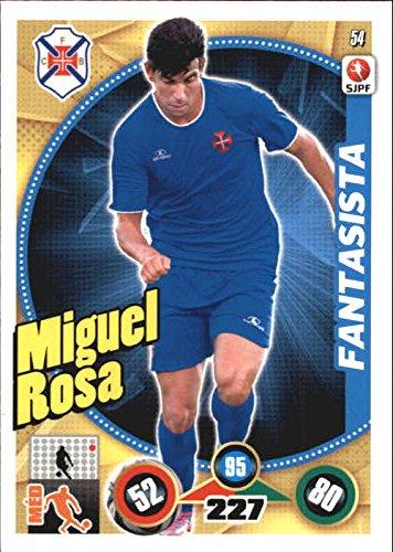 2014-15 Adrenalyn XL Futebol Portugal #54 Miguel Rosa - - Rosa Portugal