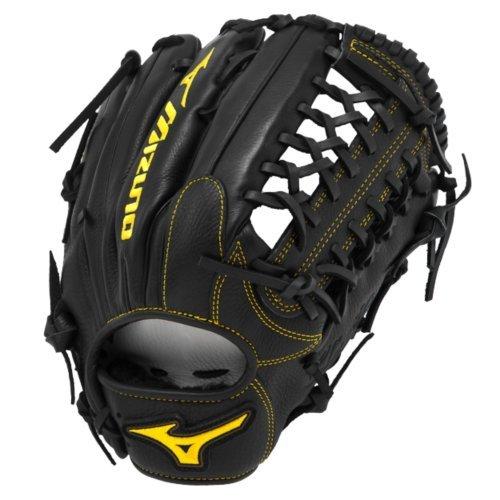Mizuno gcp81sbkクラシックProソフト野球グローブ B00MERIBZI 12.75-Inch|Right Hand Throw 12.75-Inch