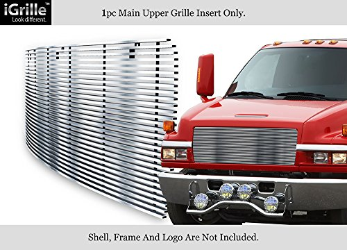 ak C4500/C5500 Commercial Truck Stainless Billet Grille #C86631C (Chevy Commercial Truck)