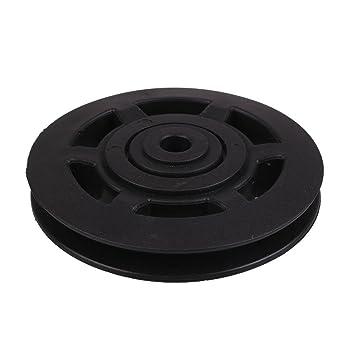 Forfar 1Pc Teniendo rueda de la polea Para Cable Gym Fitness Entrenamiento Equipo de ejercicios Partes: Amazon.es: Hogar