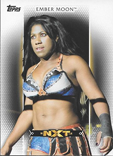 2017 Topps Women's Division Roster #R-5 Ember Moon NXT